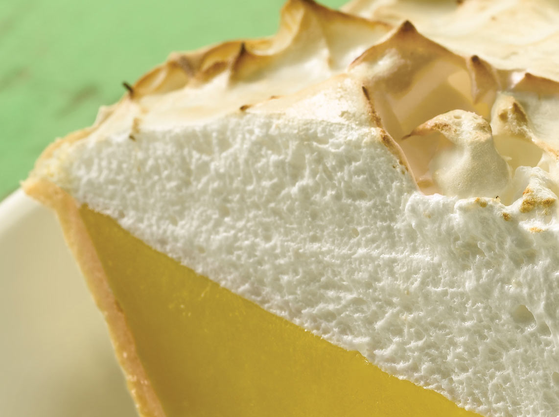 how to make lemon meringue fluffy