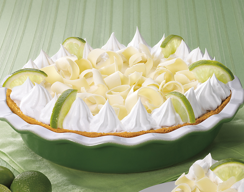 order now order your new white chocolate key lime pie today